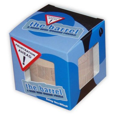 The Barrel Puzzle In Box